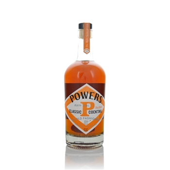Powers Classic Cocktail The Old Fashioned 500ml  - Click to view a larger image
