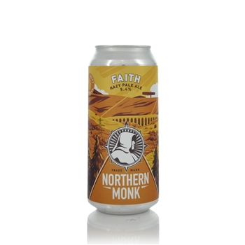 Northern Monk  Faith Modern Pale Ale 5.4% ABV  - Click to view a larger image
