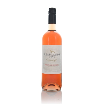 Headlands cove White Zinfandel 2018  - Click to view a larger image