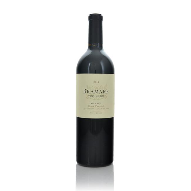Vina Cobos Bramare Single Vineyard Malbec Rebon Estate Valle de Uco 2014  - Click to view a larger image