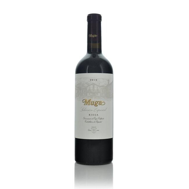 Muga Rioja Seleccion Especial 2015  - Click to view a larger image