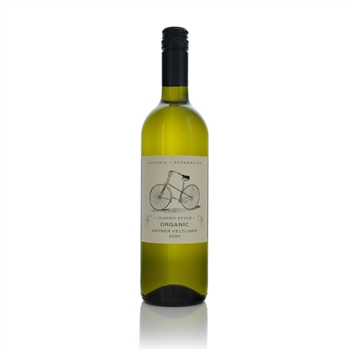 Sepp Moser Classic Style Organic Gruner Veltliner 2018  - Click to view a larger image