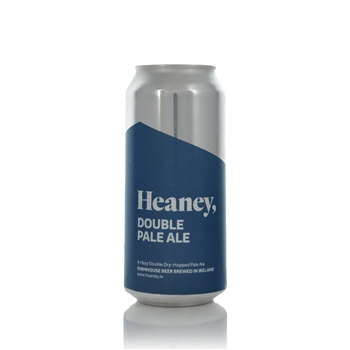 Heaney Farmhouse Brewing A Hazy DDH Pale Ale 5% ABV  - Click to view a larger image