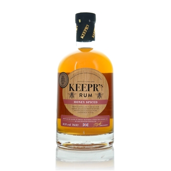 Keeprs Honey Spiced Rum 700ml   - Click to view a larger image