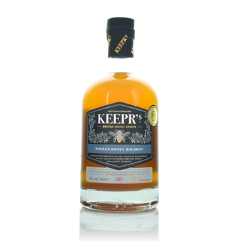 Keeprs Smoked Honey Bourbon 700ml   - Click to view a larger image