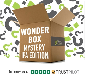 Wonder Box Vol 2. Mystery IPA Edition  - Click to view a larger image