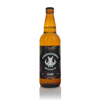 Farmageddon Session IPA 4.8% ABV  - Click to view a larger image