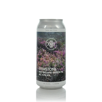 Mourne Mountains Brewery Brimstone NE Session IPA 4.5% ABV  - Click to view a larger image