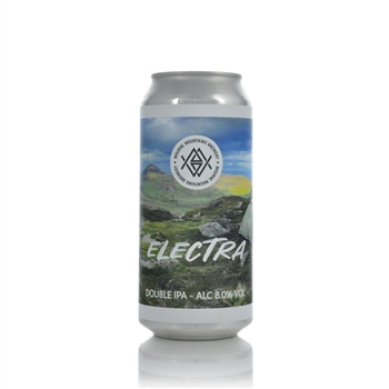 Mourne Mountains Brewery Electra NE DIPA 8.0% ABV  - Click to view a larger image