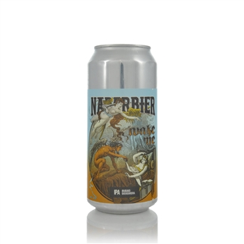 Naparbier Wake Me IPA 6.5% ABV  - Click to view a larger image