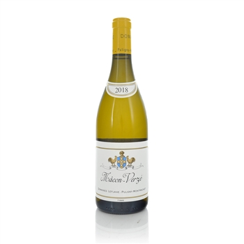 Domaine Leflaive Macon Verze Puligny Montrachet 2018  - Click to view a larger image