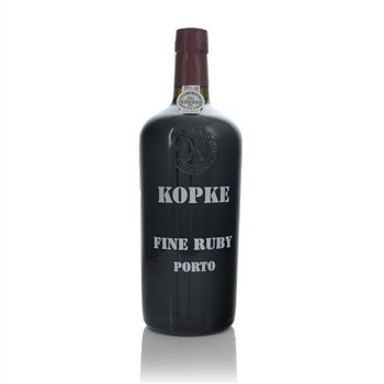 Kopke Fine Ruby Port NV  - Click to view a larger image