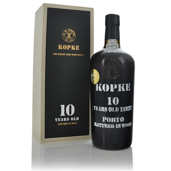 Kopke 10 Years Old Tawny Port  - Click to view a larger image