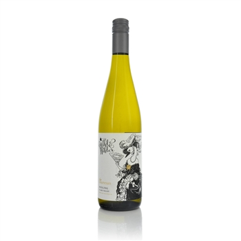Wild & Wilder The Courtesan Riesling 2019  - Click to view a larger image