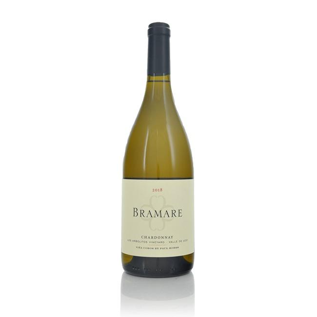 Vina Cobos Bramare Los Arbolitos Vineyard Chardonnay 2018  - Click to view a larger image