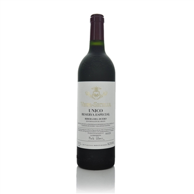 Vega Sicilia Unico Reserva Especial 2020 Release  - Click to view a larger image