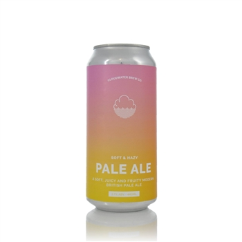 Cloudwater Brew Co Pale Ale 3.7% ABV  - Click to view a larger image