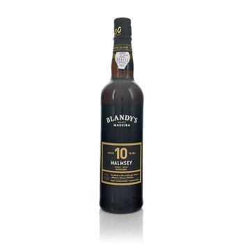 Blandys 10-Year-Old Malmsey  - Click to view a larger image