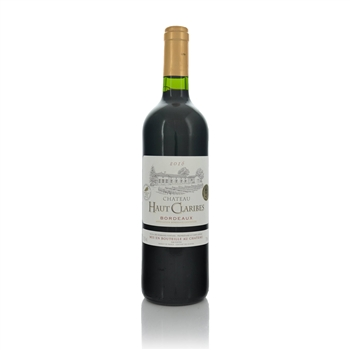 Chateau Haut Claribes  Bordeaux 2016  - Click to view a larger image