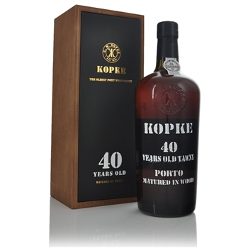 Kopke 40 Year Old Tawny Port 750ml  - Click to view a larger image