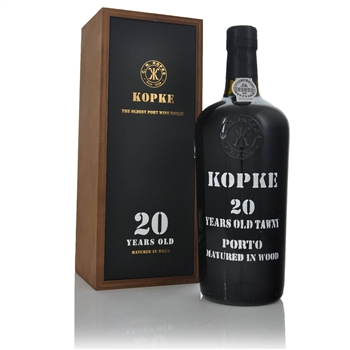 Kopke 20 Year Old Tawny Port 750ml  - Click to view a larger image