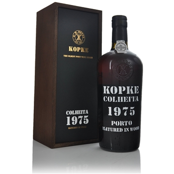 Kopke Colheita Tawny Port 1975 750ml  - Click to view a larger image