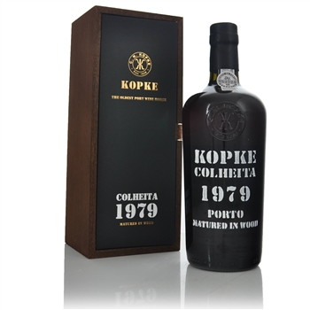 Kopke Colheita Tawny Port 1979 750ml  - Click to view a larger image