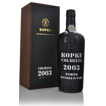 Kopke Colheita Tawny Port 2003 750ml  - Click to view a larger image