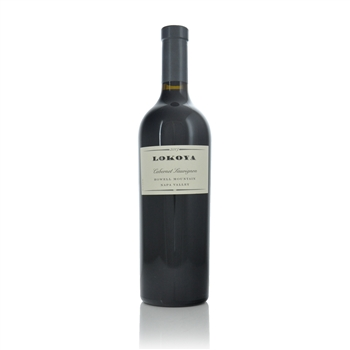 Lokoya Howell Mountain Cabernet Sauvignon 2013  - Click to view a larger image