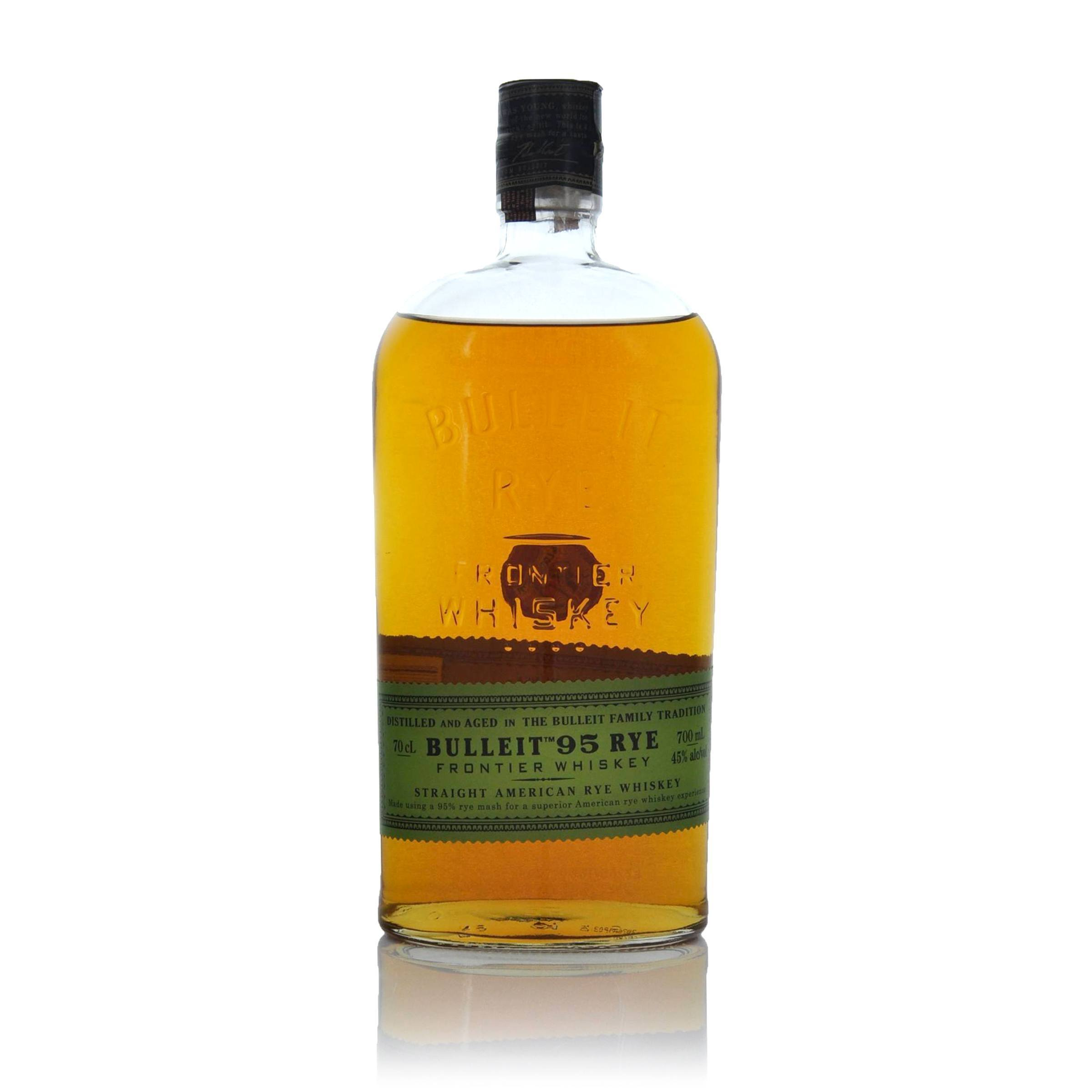 Bulleit Frontier Whiskey Small Batch 95 Rye 1