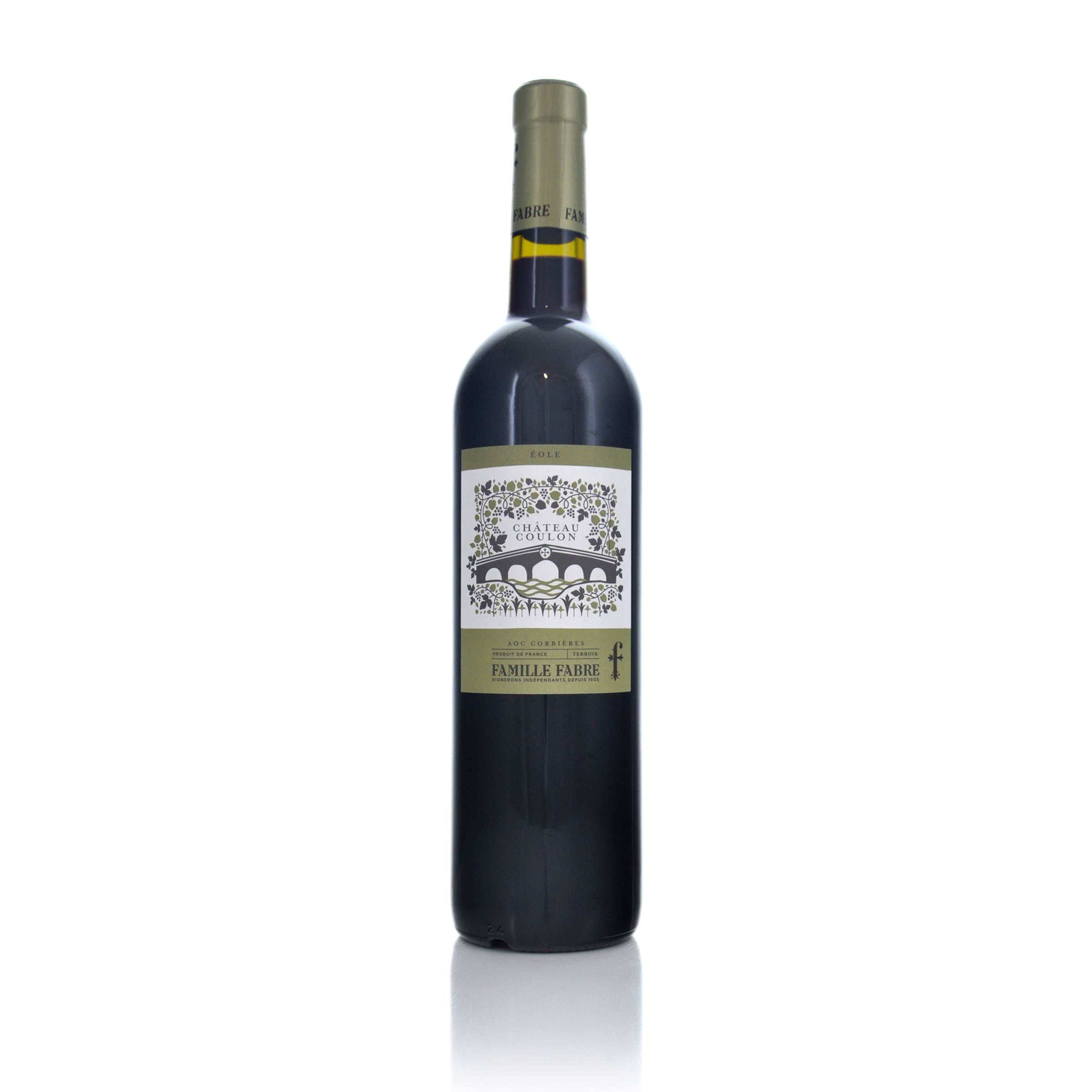Chateau Coulon Corbieres Organic 2019 1