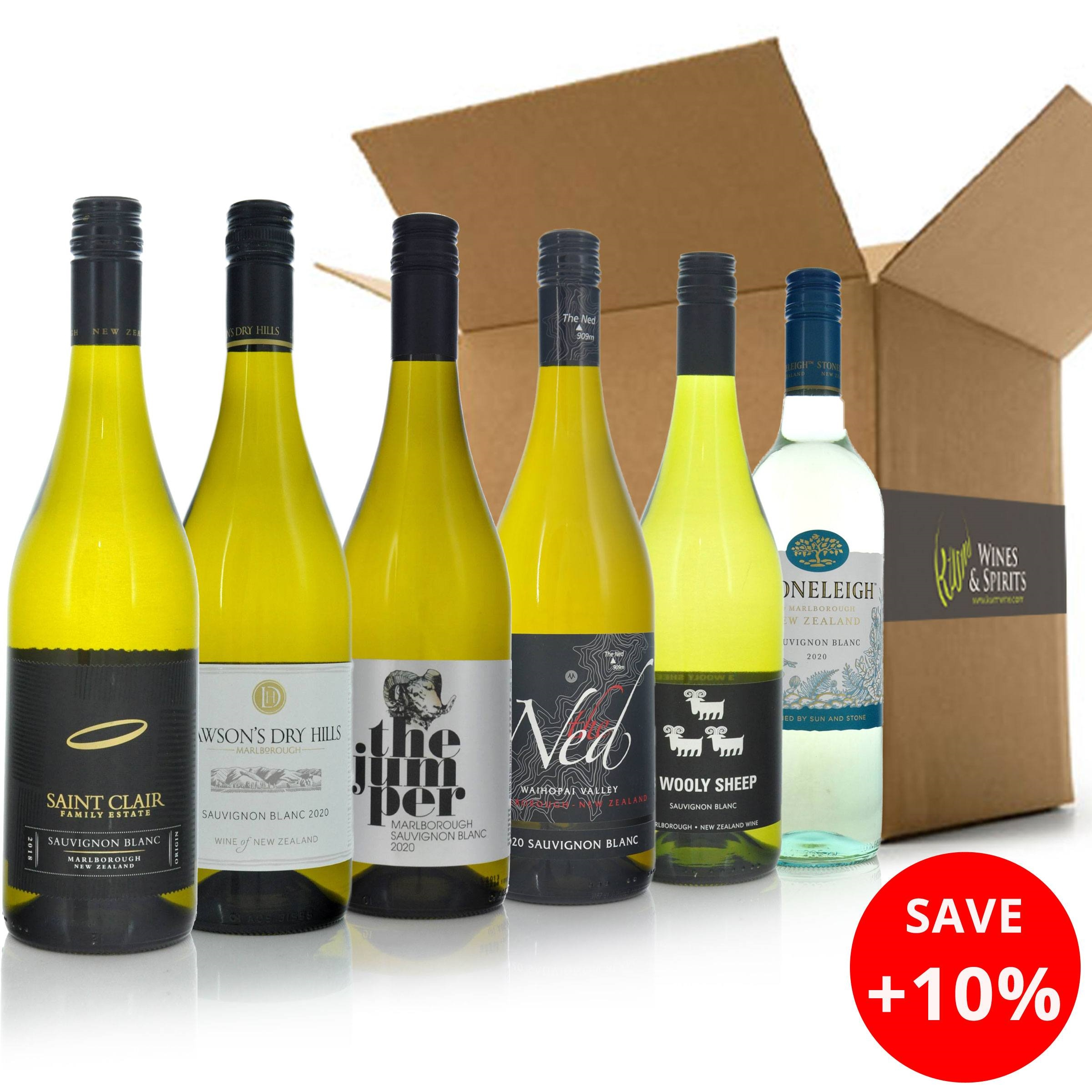 Hand Picked Marlborough Collection Mixed Case 1
