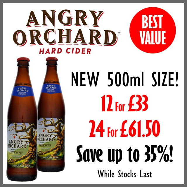 Great Value Angry Orchard