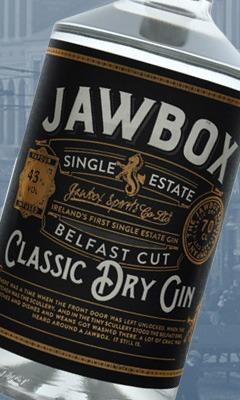 New Jawbox Gin