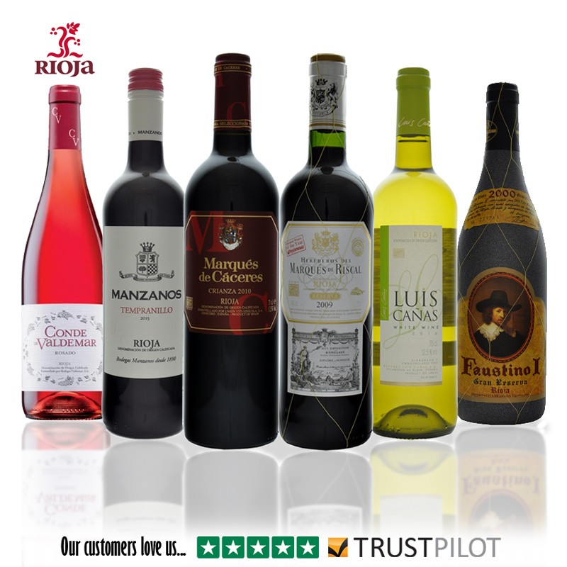 Rioja Mixed Case