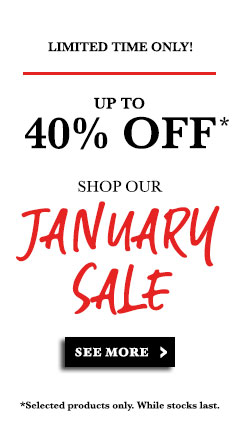 Shop Our January Sale!