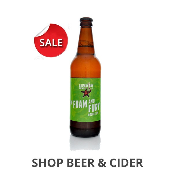 Craft Beer & Cider Sale Items