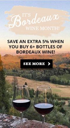 It's Bordeaux Month!