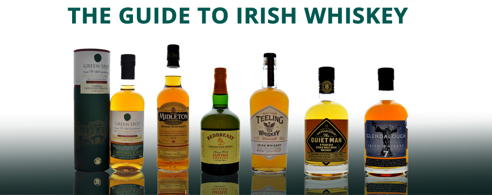 The 6 Irish Whiskeys you need to try